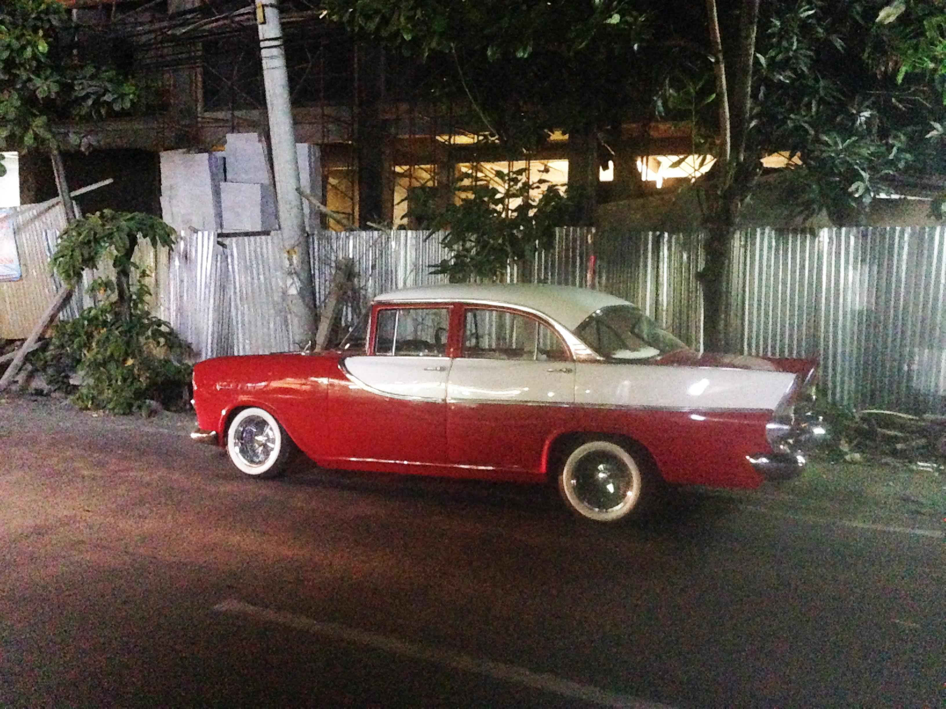 Australian 1961 EK Holden